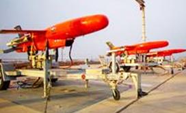 BQM-177A Subsonic Aerial Target