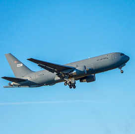 DLA Orders $150M in Boeing Tanker Parts for Air Force
