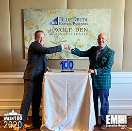 Wolf Den Associates Co-Founder Kevin Robbins Receives His First Wash100 Award