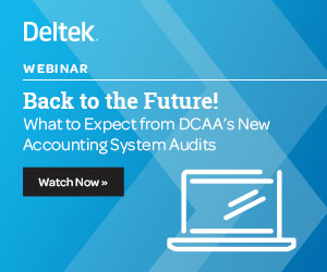 Back to the Future! What to Expect from DCAA's New Accounting System Audits