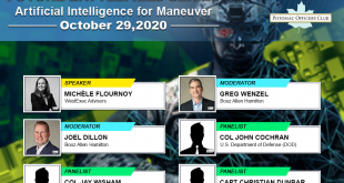 Artificial Intelligence for Maneuver Virtual Event