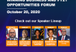 Winning Business and FY21 Opportunities Forum