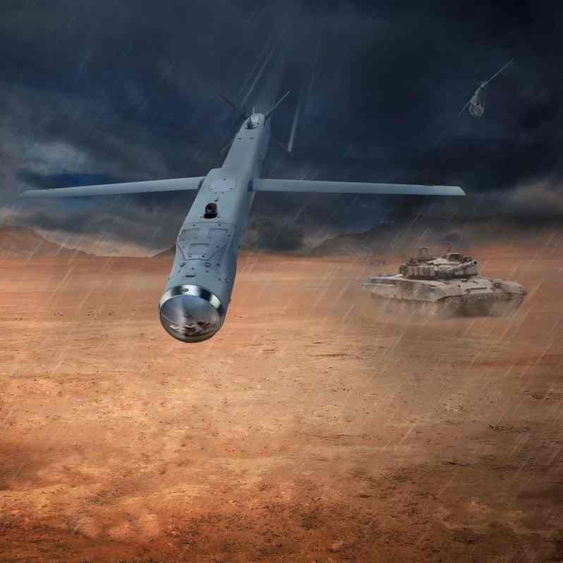 Raytheon Technologies Gets $239M USAF Contract Modification to Produce More 'StormBreaker' Munitions