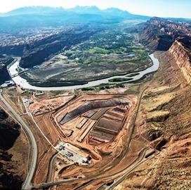 DOE Seeks Feedback on Moab Site Remediation Draft RFP