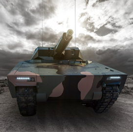 Rheinmetall Partners With Textron Systems, Raytheon Technologies to Pursue Army OMFV Combat Vehicle Program