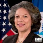 Keynote Speaker Soraya Correa, Chief Procurement Officer at DHS