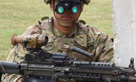 Enhanced Night Vision Goggle-Binocular