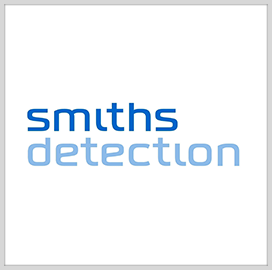 Smiths Detection to Begin Chemical Detection Adapter Production Under Potential $91M DoD IDIQ Award