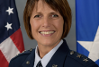 Maj. Gen. Kimberly Crider Mobilization Assistant US Space Force