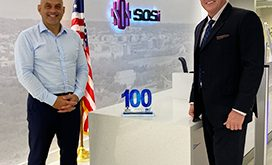 SOSi CEO Julian Setian Receives Wash100 Award