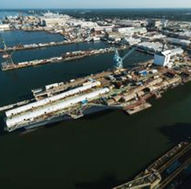 Huntington Ingalls Awarded $315M as Navy Shifts JFK Aircraft Carrier Delivery Model