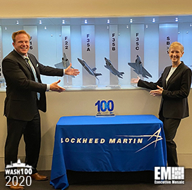 Michele Evans Receives First Wash100 Award for Aeronautics Tech, Forming Partnerships