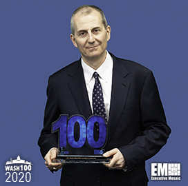 Carahsoft President Craig Abod Receives Sixth Wash100 Award
