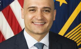 Camilo Sandoval Federal CISO