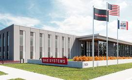 State-of-the-Art BAE Facility in Cedar Rapids
