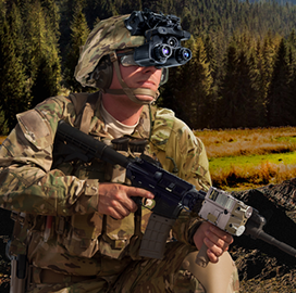 Army Orders Initial L3Harris Laser Rangefinder Tech Under STORM 2 Contract