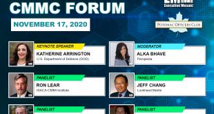 Fall CMMC Forum