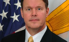 William Nelson, director of Assured Position, Navigation and Timing (APNT) Cross Functional Team (CFT) at the U.S. Army