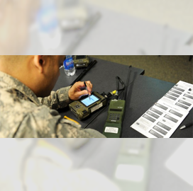 Army Opens Bidding on $850M Cryptographic Key Loader Modernization Contract