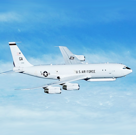 Air Force Eyes Northrop for Follow-On E-8C Joint STARS Sustainment Support Contract