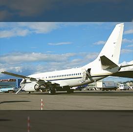 AAR Unit Lands $148M Navy IDIQ for Aircraft Logistics Support