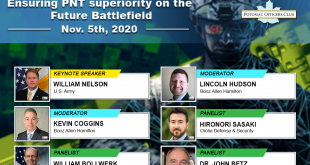 Potomac Officers Club Hosts PNT Superiority on the Future Battlefield