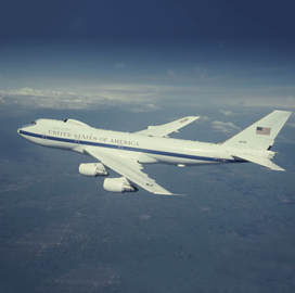 Air Force Exercises $197M Option on Boeing E-4B Sustainment IDIQ