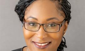 Latarshia Crawford-Jones VP Steampunk