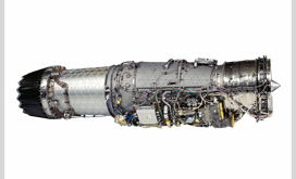 Pratt and Whitney F135 Engine