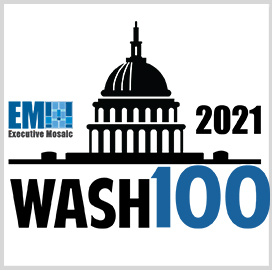 Executive Mosaic Opens Nominations for 2021 Wash100 Award