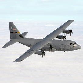 Lockheed Secures $1.4B Air Force FMS Deal for Super Hercules Airlifter Sustainment Work