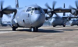 U.S. Air Force C-130