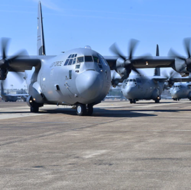 L3Harris to Help Maintain USAF C-130 Aircraft Under Potential $668M Contract