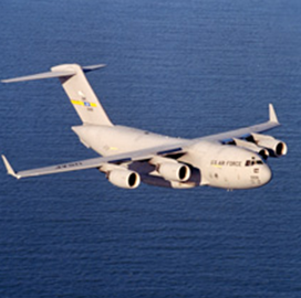 State Dept Approves Canada's $275M Boeing C-17 Aircraft Sustainment Request