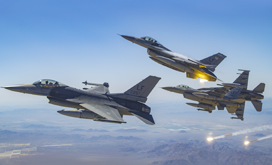 F-16 Depot Sustainment Program