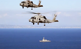 MH-60R helicopters Lockheed Martin photo