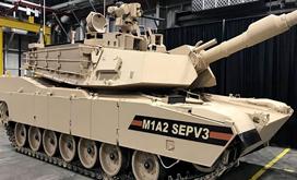 Abrams M1A2 SEPv3