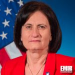 Dr. Victoria Coleman, director for DARPA