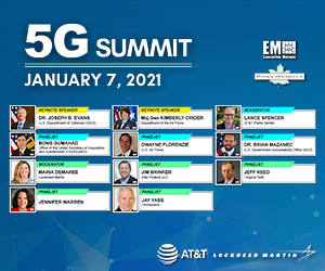 Potomac Officers Club to Feature 'The DoD Journey to 5G' Panel During Upcoming 5G Summit on Jan. 7th