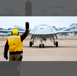 Boeing Gets $198M Navy Contract Modification for MQ-25 Ground Control Station Integration