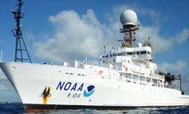 NOAA Ship Ronald H Brown