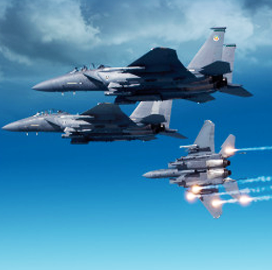 Boeing Gets $189M Contract Modification to Support Updated Air Force F-15 EW Systems