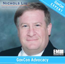 GovCon Expert Alan Chvotkin Joins Nichols Liu as Partner, President of Pub K; Robert Nichols Quoted