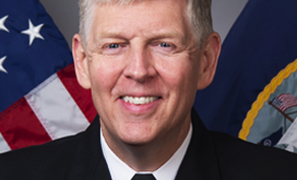 Lorin Selby Chief of Naval Research