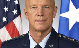 John Raymond Chief of Space Operations U.S. Space Force