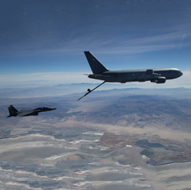 Boeing Gets $1.7B Air Force Contract Option to Build Additional KC-46 Tankers