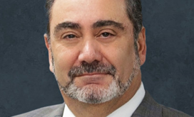 John Hassoun, VTG president and CEO