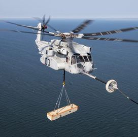 GE Aviation Books $101M Navy Contract Modification for King Stallion Helicopter Engines