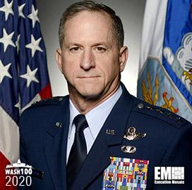 Former USAF Chief of Staff David Goldfein Appointed Blackstone Senior Adviser