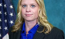 Rachelle Henderson CIO of ICE